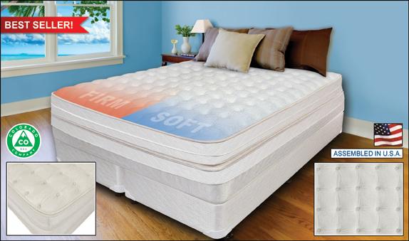 Innomax Medallion Adjustable Sleep Air Bed Mattress